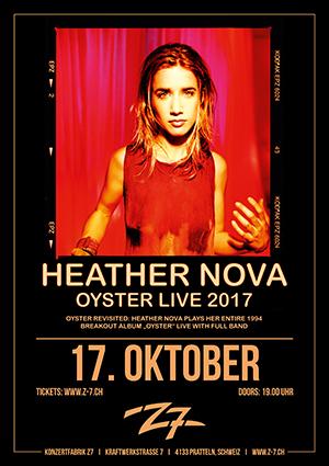 Oyster tour heather nova